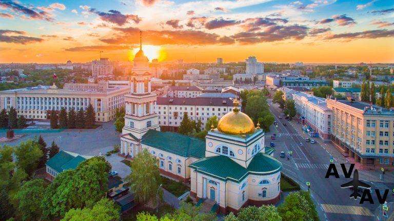 Авиабилеты Москва Липецк от 1700 рублей