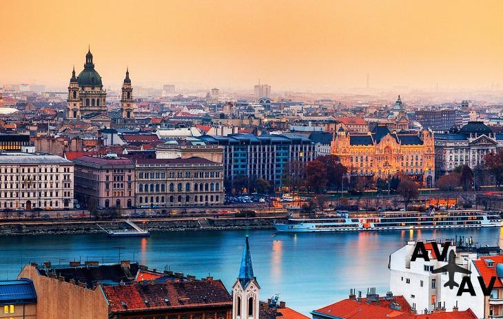 Авиабилеты Петербург Будапешт от 35 евро