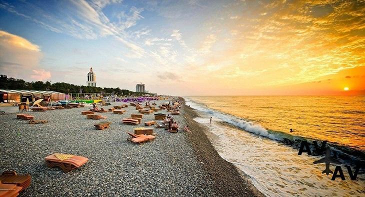 Грузия — отдых на море