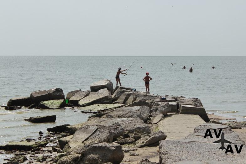 Отдых на Азовском море. Таганрог