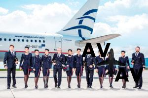 Распродажа Aegean Airlines