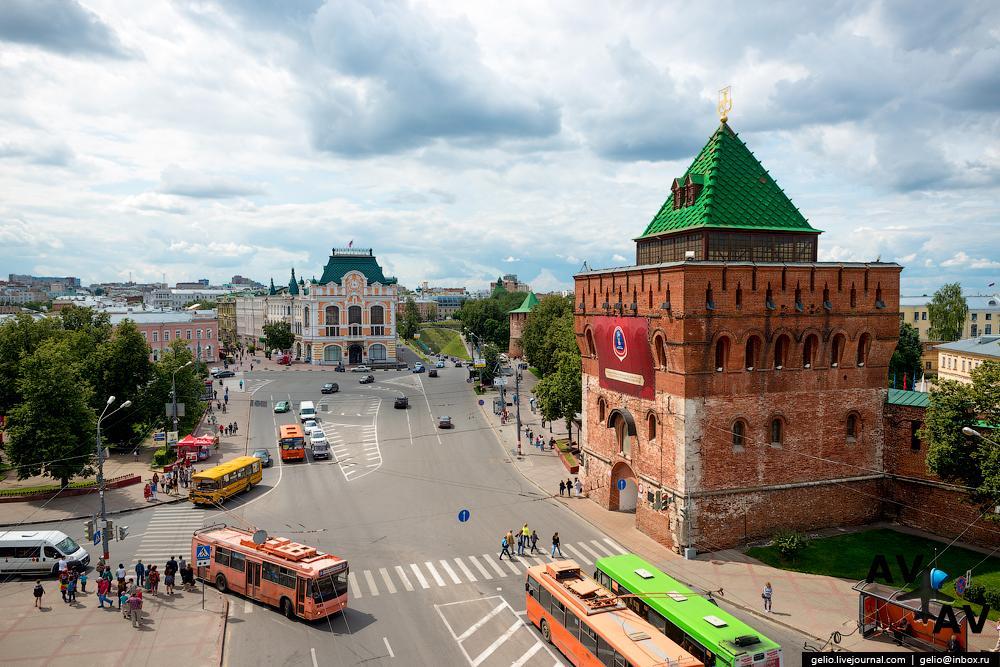 Из Нижнего Новгорода в Ростов прямым рейсом
