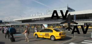 Как из аэропорта Праги добраться до центра города