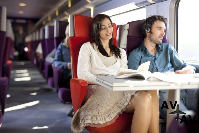Путешествия по Европе на поезде