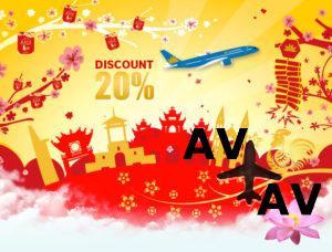 Vietnam Airlines: 20% скидка на авиабилеты