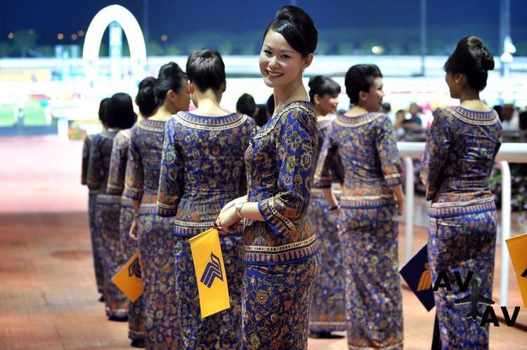 Singapore Airlines: авиабилеты от 376 евро