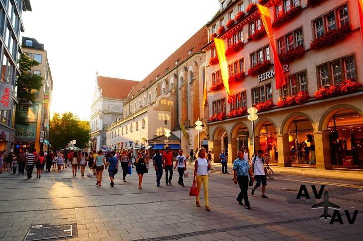Что посмотреть в центре Мюнхена