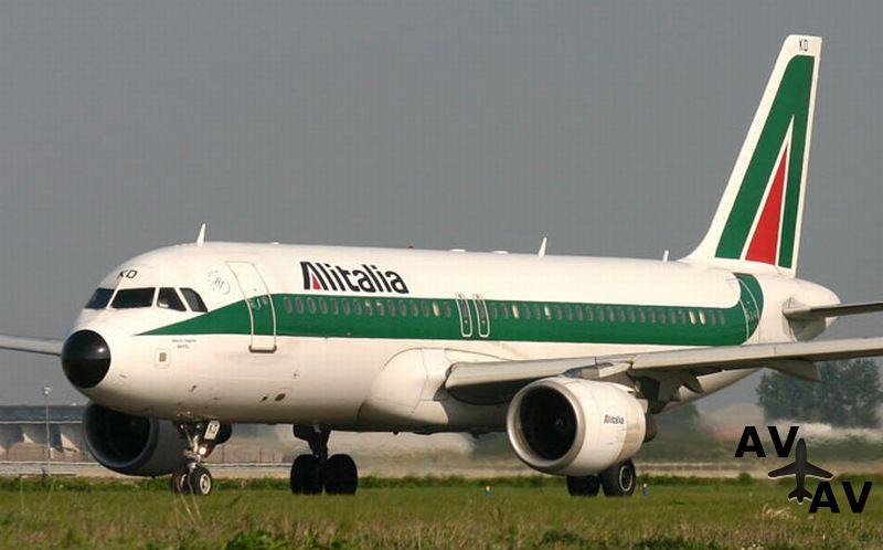 Тотальная распродажа Alitalia