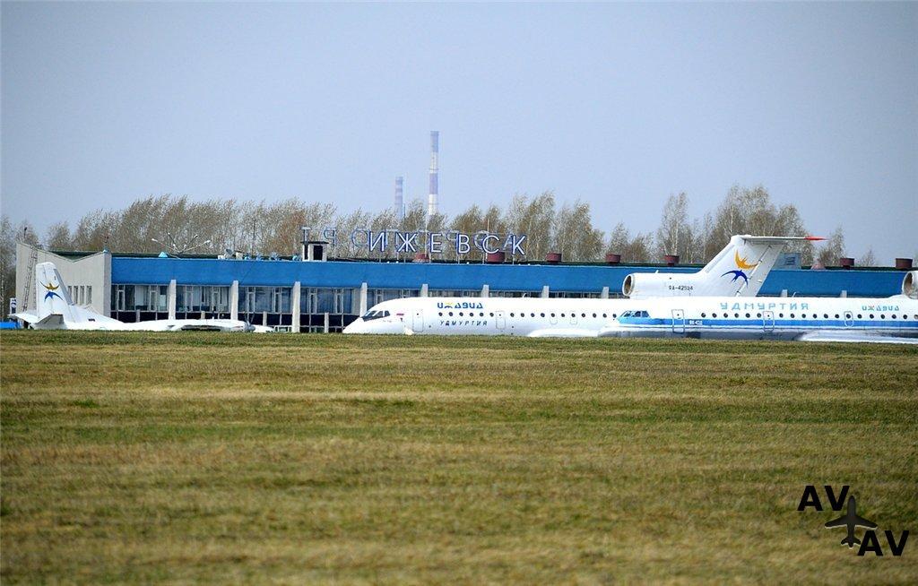 Авиабилеты из Ижевска на лето 2017