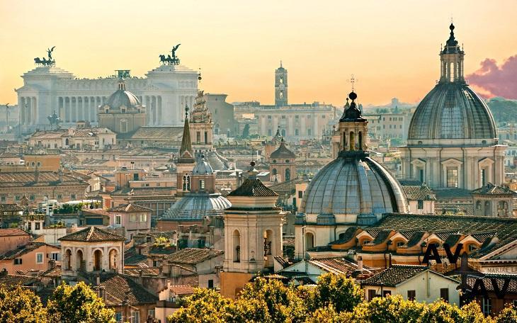 Из Жуковского в Рим за 180 евро