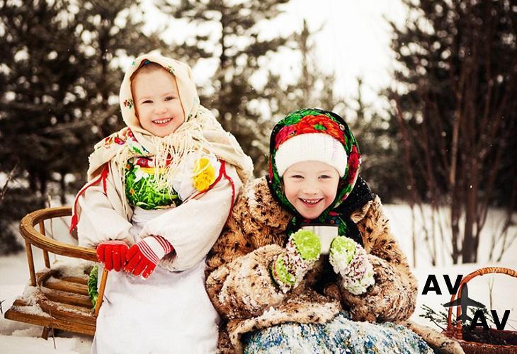 Встречаем Новый год в Карелии!