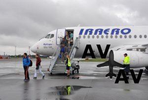 ИрАэро снижает цены на рейсы из Барнаула и Омска