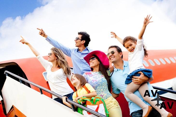 Скидки для семей и больших компаний