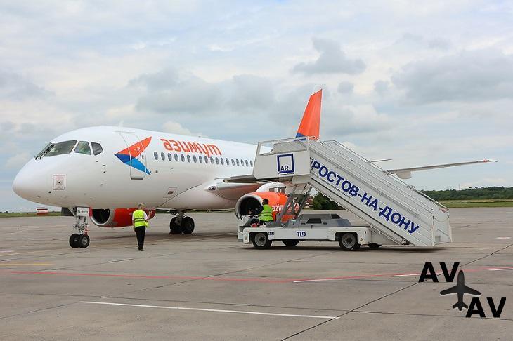 Ростов Москва — авиабилеты за 888 руб.